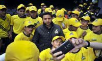 APS students leave for Dubai to attend PSL inauguration