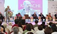 Seventh Karachi Literature Festival underway