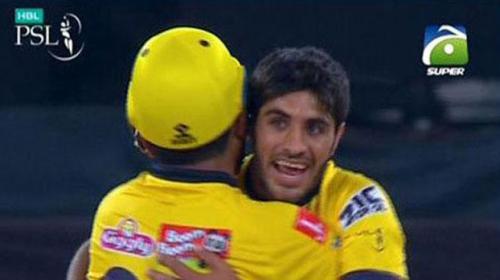 Asghar, Wahab help Peshawar beat Islamabad