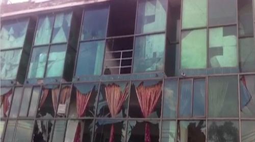 One woman dead, 24 injured in Abbottabad blast