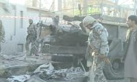 Quetta Exlposion: Forty injured, FC personnel, civilans among martyrs