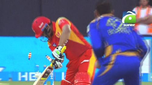 Karachi Kings restrict Islamabad United to 132-8