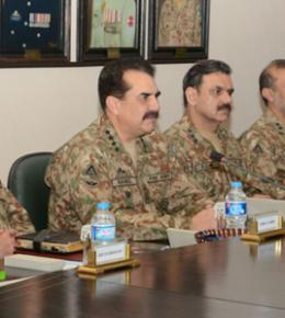 Terrorists evicted, will never be allowed to return: COAS