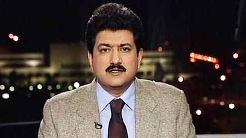 Hamid Mir nominated for prestigious freedom of expression award