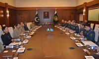 Kazakhstan's Gen Zhasuzakov, Gen Rashad discuss defence cooperation