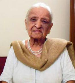 Famous playwright Fatima Surayya Bajia passes away at 85