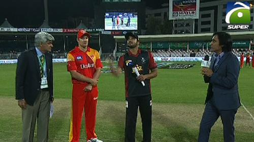 Islamabad United win toss, invite Lahore Qalandars to bat