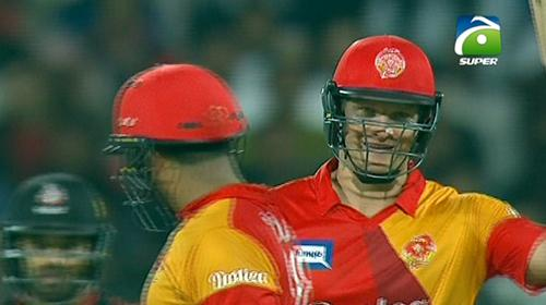 Sharjeel, Watson heroics give United easy win over Qalandars