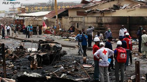 More than 60 people killed in suicide bombs in Nigeria