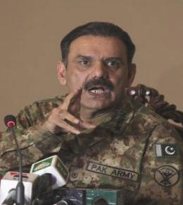 Operation in Karachi to continue till peace is restored: ISPR