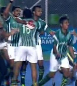 Pakistan beat India to clinch hockey gold in South Asian Games
