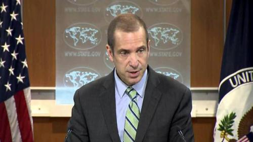 US lauds Pakistan's efforts to eliminate terrorism