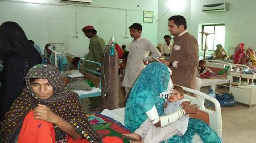 Malnutrition claims three more lives in Thar