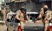 LEAs nab Lyari gang-war facilitator in early morning raid