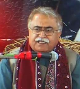 Chandio urges SC to take notice of 'injustices' against Sindh