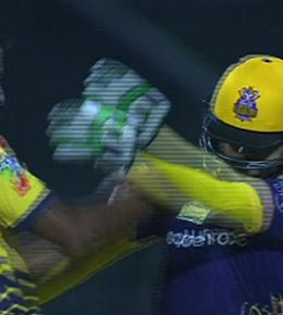 Emotions get the best of Shehzad, Wahab is PSL match