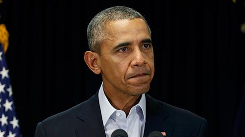 Obama urges Russia to stop bombing 'moderate' Syria rebels