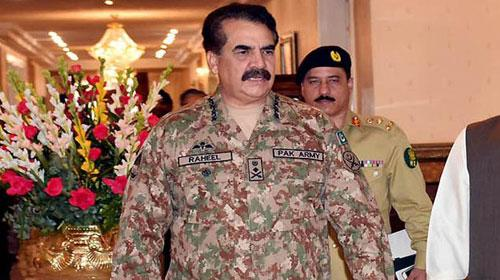 COAS departs for NWA to meet soldiers on the frontlines