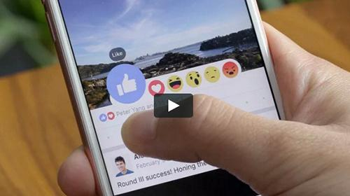 Facebook Gives Users Five More Choices Than 'Like' to Emote