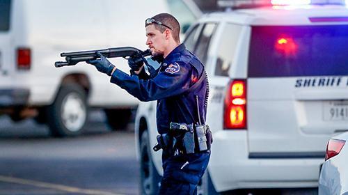 Hesston, Kansas Police Chief ID'd as Cop Who Took Down Gunman