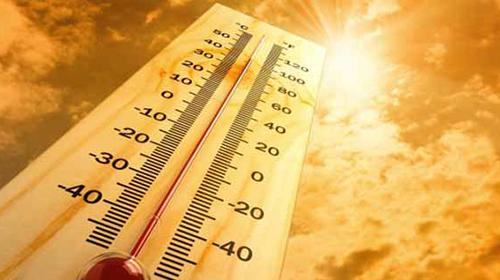 Mercury soars to 36 in Karachi