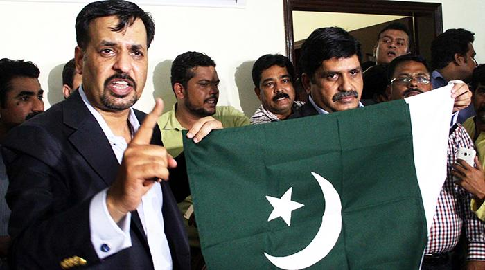 Mustafa Kamal returns, unveils new political party