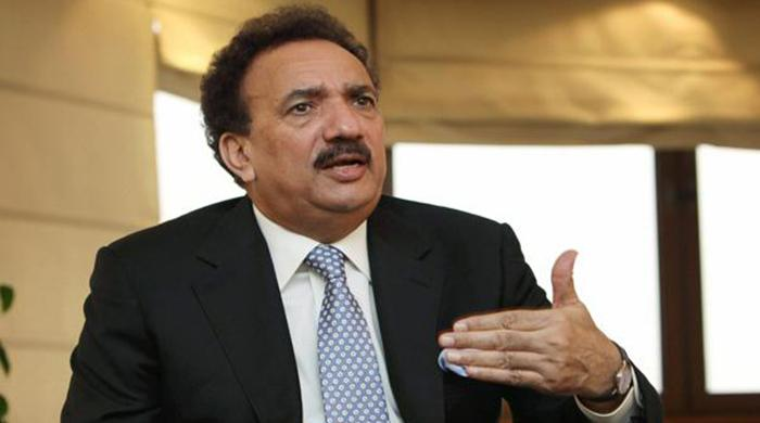 Rehman Malik rejects Kamal's allegations
