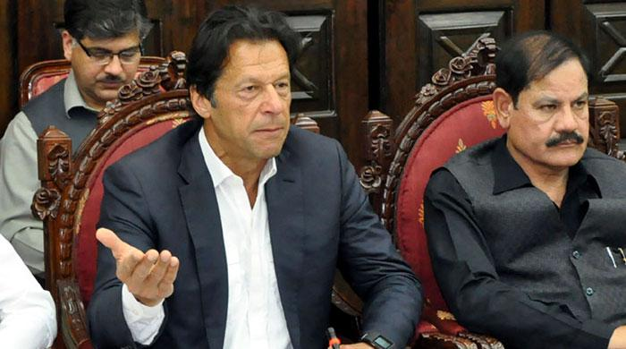RAW had Altaf's posters pasted in India: Imran