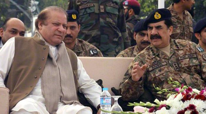 PM Nawaz, COAS Gen Raheel to witness Saudi military exercises