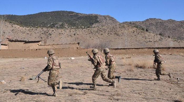 At least 21 terrorists killed in Shawal operation: ISPR