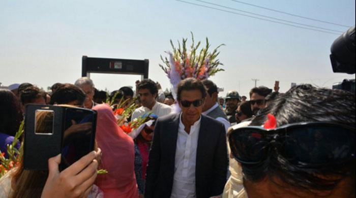 On Women's Day, Imran warns against following the West