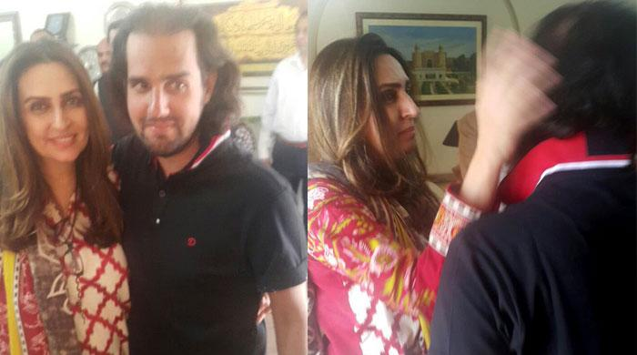 Shahbaz Taseer reunites with family after years in captivity