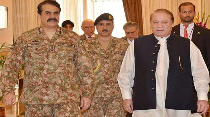 PM, COAS depart for Saudi Arabia
