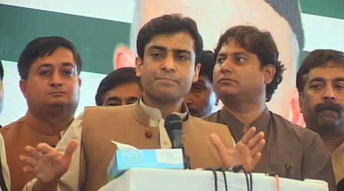 Hamza Shahbaz lauds Rangers' efforts to bring 'change' in Karachi