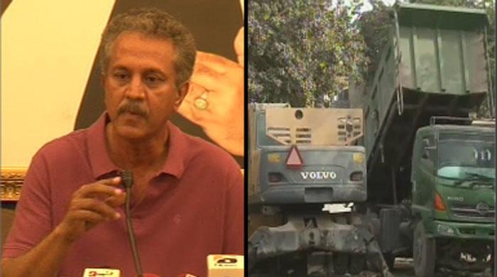 'Clean Karachi Campaign' gets stuck in limbo