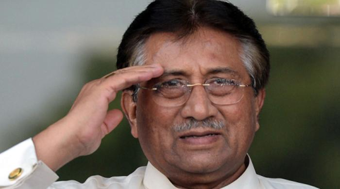 Musharraf has left the country
