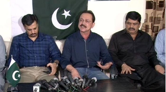 Anees Khan Advocate joins Kamal's band of MQM dissidents