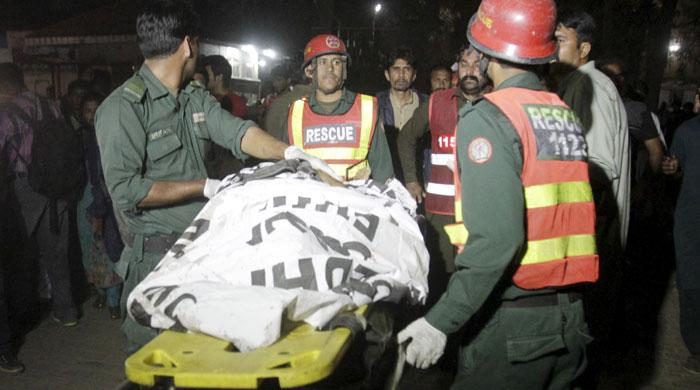 Death toll from Lahore bombing rises to 72