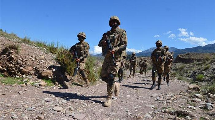Large part of Shawal cleared as operation Zarb-e-Azb enters final phase
