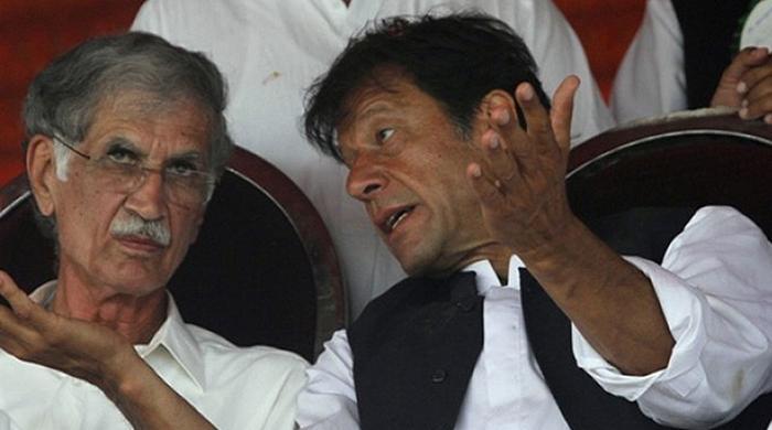 Imran Khan announces police reforms in KP