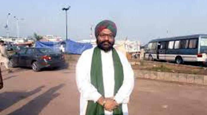 Funeral prayers of PTI leader Soran Singh offered