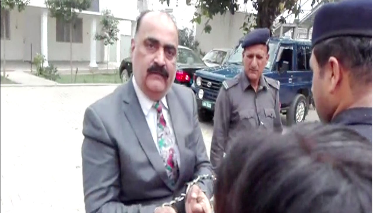 Girls strip searched on judicial remand