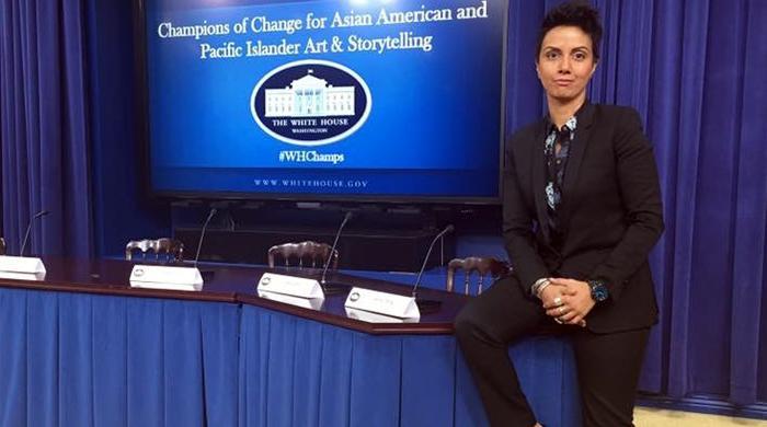 Pakistani-American artist Fawzia Mirza bags Champion of Change award