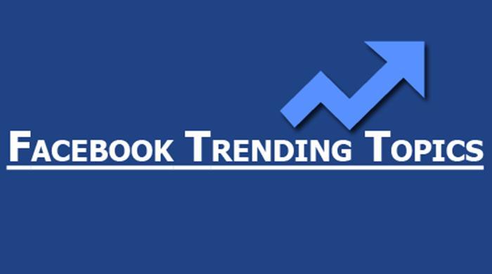 Report claiming bias in Facebook 'trending' topics sparks ...