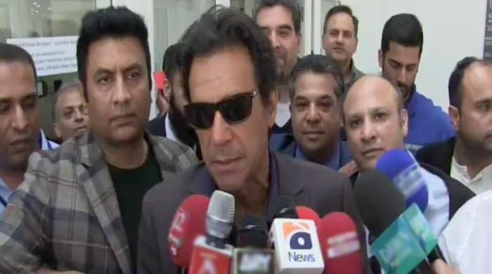Imran Khan confirms he made an offshore company to avoid taxes