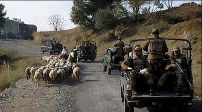 Army in full control, militants evicted from Shawal Valley