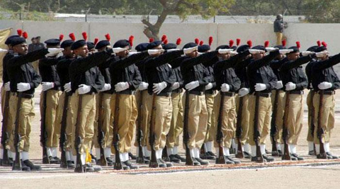 Army to be engaged for merit-based police recruitments in Sindh police