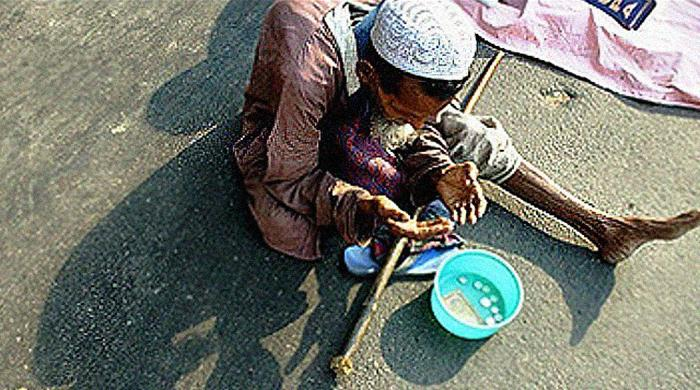 For Karachi's beggars, Ramazan part-timers an unwanted competition