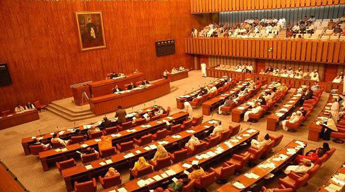 Western Route of CPEC being ignored, Senate told