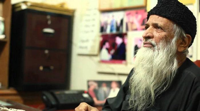 Legendary Pakistani social worker Abdul Sattar Edhi passes away in Karachi